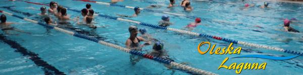 Nowy instruktor nauki pływania