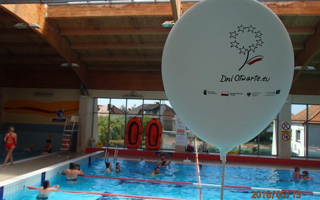 Dni Otwarte Funduszy Europejskich z Oleską Laguną