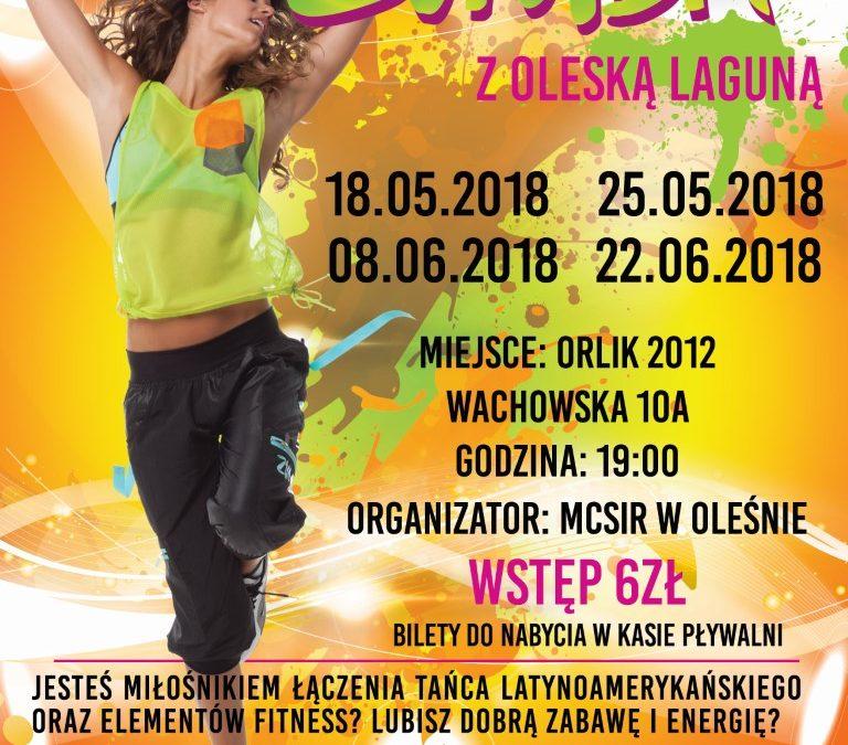 ZUMBA Fitness z Oleską Laguną