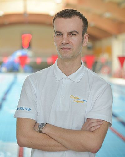 Kurs nauki pływania I stopnia dla dzieci 8-10 lat